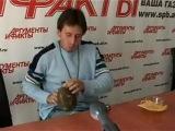Игра на фляжке = муз-видео = Растеряев Игорь = РФ,-2010
